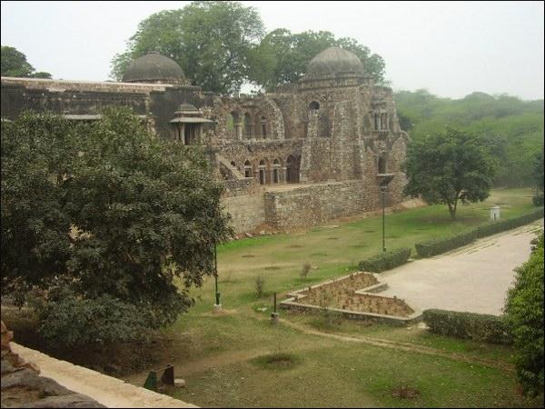 Lodhi Garden, New-Delhi