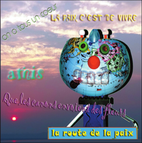 CD route de la paix